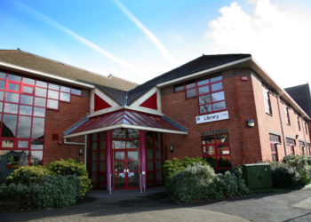 Image of Wokingham Borough Library